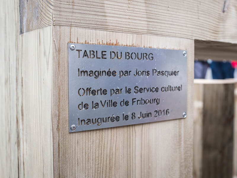 Photo de Marion Savoy - La Table Du Bourg